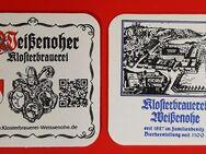 Klosterbrauerei Weißenohe Bierdeckel BD Bierfilz - Nürnberg
