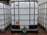 1000 Liter IBC,Wassertank,Regenwassertank,IBC, - Erfurt