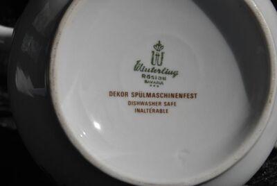 Kaffeekanne Winterling Röslau Bavaria / Vintage Kanne Kaffeegeschirr - Zeuthen