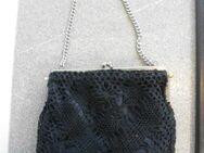 Vintage Design Abendtasche Handtasche Damen Tasche schwarz Retro 15,- - Flensburg