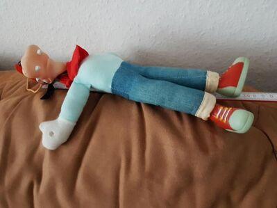 Alte Goofy Figur - Kassel Brasselsberg