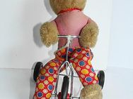 Bär auf einem Dreirad - Königsbach-Stein