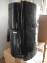 Neuwertige Kaffeemaschine mit Thermoskannen