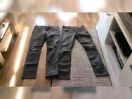 2 Jeans in 30 inch. in grau NEUWERTIG - Hameln