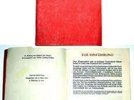 * altes Heft/Buch - KIRCHENGEBET - 1955 - 65 Seiten - Nürnberg