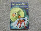 """Kinderbuch """"Zur guten Nacht"""" / 70-er Jahre / gut erhalten"""
