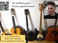 Gitarrenunterricht in Hattingen - Hattingen
