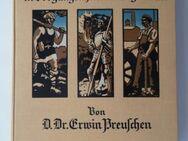 Preuschen, Erwin. Deutschland in Vergangenheit und Gegenwart. Umfangreiches Geschichtsbuch von 1928 - Königsbach-Stein
