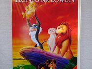 Walt Disney's Meisterwerke VHS König der Löwen - Kassel Niederzwehren