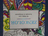 [Inkl. Versand] Kreativ-Set Zencolor - Buch mit 40 Seiten zum Heraustrennen - Stuttgart