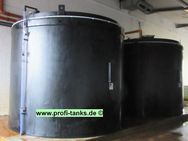 PE-Tank 25.200 L GFK Flachbodentank Chemietank AHL/ ASL-Tank - Nordhorn