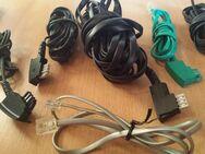 11 x Stück Telefon Modular Kabel RJ11 / RJ45 Western Stecker TAE F/N ISDN,DSL Stecker ISDN, DSL - Verden (Aller) Zentrum