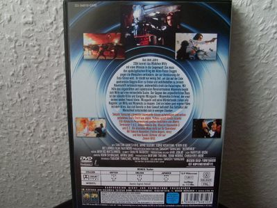 Returner-Kampf um die Zukunft DVD NEU v Columbia Tristar Uncut ohne FSK Symbole+Chapter! - Kassel