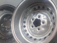 VW T3 Felge , 5,5 x 14 ET 39 , silber , pulverbeschichtet - Garbsen