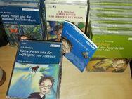 Harry Potter Hörbuch-Cassetten Teil 1 - 4 - Fehmarn Burg