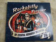 ROCKABILLY FOREVER DOPPEL CD - Berlin Lichtenberg