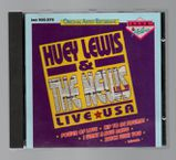 Huey Lewis & The News Live USA 1987
