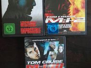 DVD Mission Impossible 1-3 - Leck