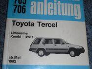 Reparaturanleitung Toyota Tercel Limousine + Kombi 4 WD - Bochum Goldhamme