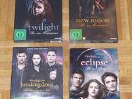 Die Twilight Saga - insges. 7 DVDs - - Sonsbeck