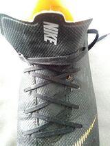 Fußballschuhe / Stollenschuhe Nike Mercurial Gr. 43