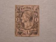 AD-Sachsen 1 Ngr. 1855-63:DE 9,  Lot 626