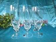 B Beyer 6 Stk. Biertulpen, Biergläser / Glas, Gläser Set, Kristallglas, Neu - Zeuthen