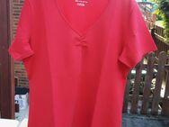 T-Shirt, rot, neu Größe: 46=XXL
