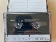 TDK SA90 Kassetten  2 Stück - Gerlingen
