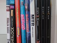 7 verschiedene DVDs (Filme und Serien) - Kahl (Main)