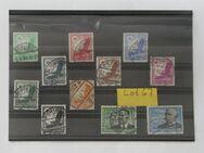 Deutsches Reich,Adler Flugpostmarken  1934,MiNr.529-539 Lot 67