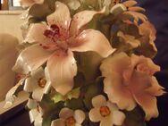 CAPODIMONTE - Bumen Bouquet - MADE IN ITALY (wie neu!) - Groß Gerau