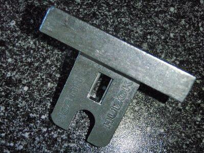 Hueck-Hebelzunge 911565 - Ulmen