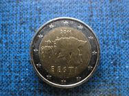 2 Euro Estland 2011 Kursmünze ,Lot 183