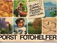 Porst Fotohelfer Katalog Photo Porst 1976 selten - Spraitbach