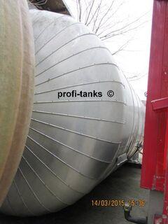 50.000 L Polyestertank isoliert oberirdisch AHL/ ASL-Tank Wassertank - Nordhorn