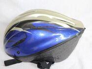 Fahrradhelm Grepper Gr. S/M 54-57cm, Aventicum II blau-silbern - Bad Belzig