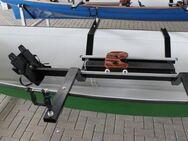 Family Trainer Ruderboot mit Rollsitz, Ruderjolle, Whitehall Rowing boat - Warin