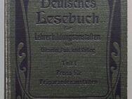 Deutsches Lesebuch für Lehrbildungsanstalten (1916) - Münster