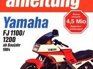 Reparaturanleitung Yamaha FJ 1100 + 1200 ab 1984 - Bochum