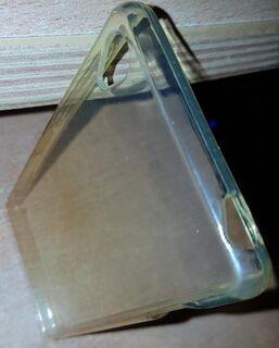 Huawei Hülle - Silikon Case - Clear Bumper - Verden (Aller)