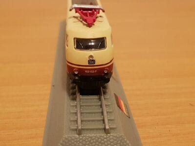 Deutsche Bahn Modell BR 103.1 - Kassel