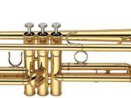 Yamaha B -Trompete, Profiklasse - Modell YTR 6345 G, Made in Japan. Neu inkl. Mundstück und Koffer - Hagenburg