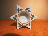 HUTSCHENREUTHER Teelichthalter LOUVRE, Sternenform / Weihnachten, Kerzenständer - Zeuthen
