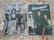 Verkaufe 2 Kalender der Gruppe Tokio Hotel, NEU und foliert - Bad Hersfeld