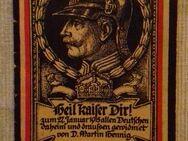 Patriotisches Heft Heil Kaiser dir zum 27Januar 1915 - Overath