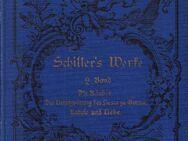 Schillers sämtliche Werke in zwölf Bänden - 2. Band - Zeuthen