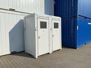 Diverse Toilettencontainer zum Mieten und Kaufen - Flörsheim (Main) Zentrum