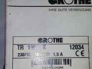 Grothe TR1991K 10,16,24V 1,5A Transformator neu in OVP. - Berlin