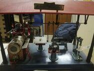 Wilesco Dampfmaschine - Finsing